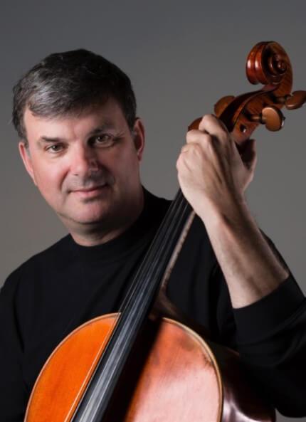 musician Andrés Diaz